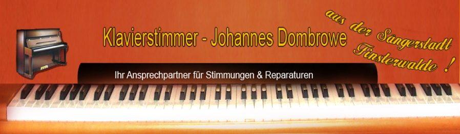 Klavierstimmer-Finsterwalde – Johannes Dombrowe